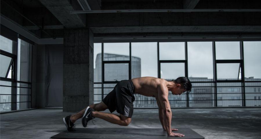 Home Workout Muskelaufbau